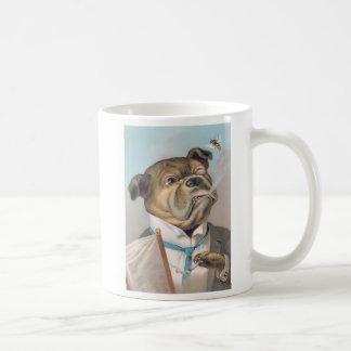 Vintage Business Dog Mug