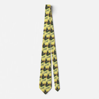 Vintage Business Factory, Manufacturing on a Dock Tie