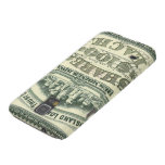 Vintage Business Finance Capital Stock Certificate Galaxy S5 Cover