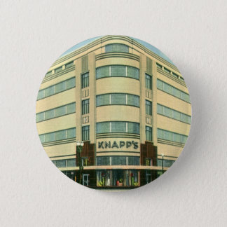 Vintage Business, Knapp's Department Store Pinback Button