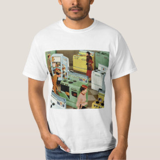 Vintage Business Retail, Appliance Showroom Store T-Shirt