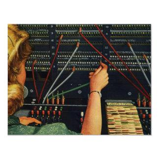 Vintage Business, Switchboard Operator Invitation