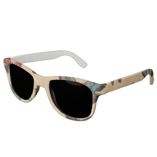 Vintage Butterfies and Moths (10).jpg Sunglasses