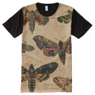 Vintage Butterfies and Moths (1).jpg All-Over-Print Shirt