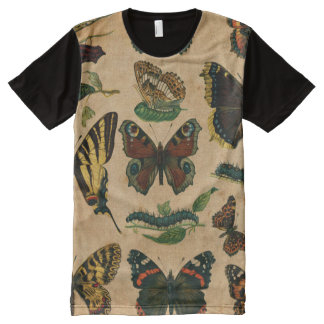 Vintage Butterfies and Moths (3).jpg All-Over-Print Shirt