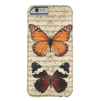 Vintage butterflies collection barely there iPhone 6 case