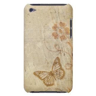 Vintage Butterflies iPod Case-Mate Case