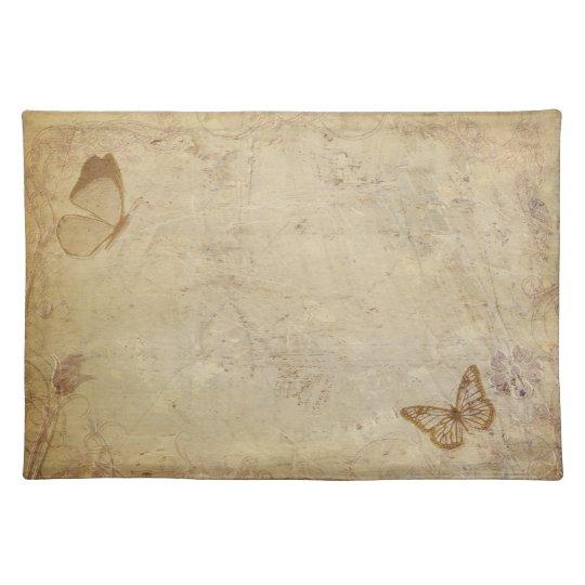 Vintage Butterflies Placemat