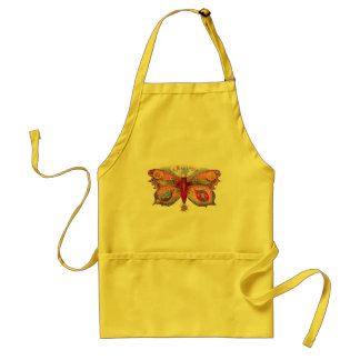 Vintage Butterfly Cigar Aprons