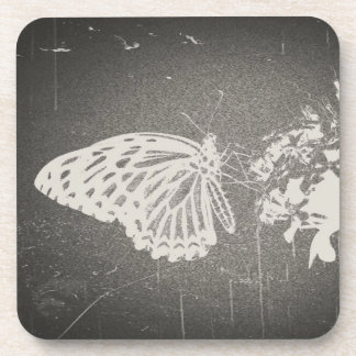 Vintage Butterfly Coasters