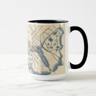 Vintage Butterfly Collection Mug