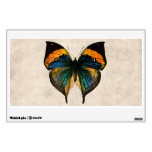 Vintage Butterfly Illustration 1800's Butterflies Wall Decal