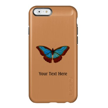 Vintage Butterfly Illustration Incipio Feather Shine iPhone 6 Case