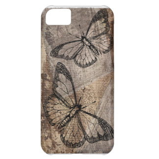 Vintage Butterfly iPhone 5C Cover