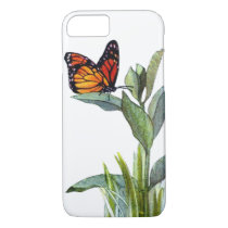 Vintage Butterfly iPhone 8/7 Case