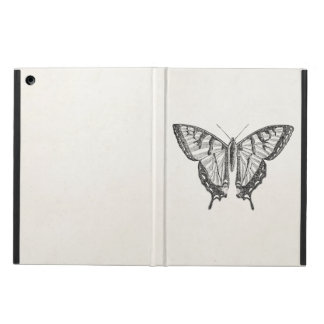 Vintage Butterfly Personalized Butterflies Insects iPad Air Cases