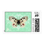 Vintage Butterfly Postage