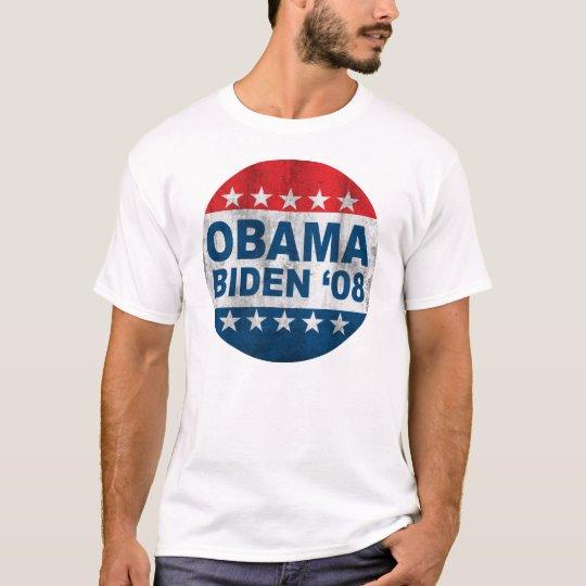 Vintage Button T-Shirt