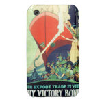 Vintage Buy Victory Bonds Poster 1917 iPhone4 Case iPhone 3 Case