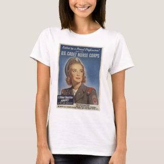 Vintage Cadet Nurses T-Shirt