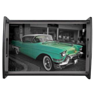 Vintage Cadillac Bandeja
