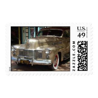 Vintage Cadillac Postage