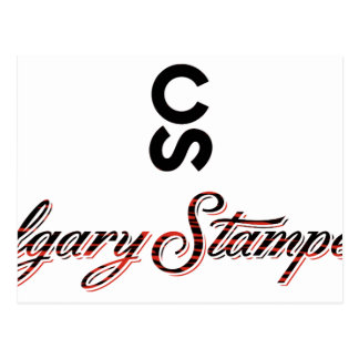Vintage Calgary stampede Postcard