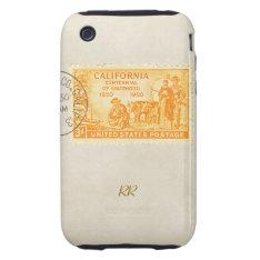 Vintage California '50s Centennial Iphone 3g/3gs Tough Iphone 3 Cover at Zazzle