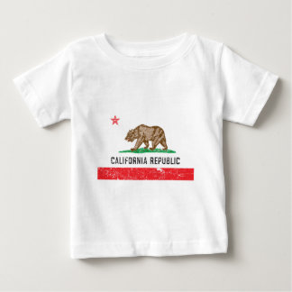 Vintage California Flag Tshirt