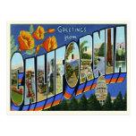 Vintage California Postcard at Zazzle