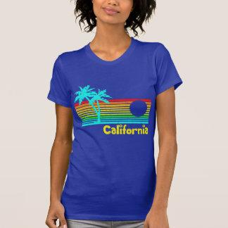 vintage California retra de los años 80 Camiseta