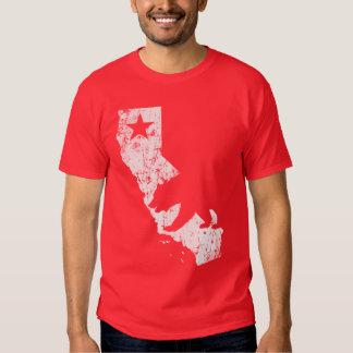 Vintage California State Bear Tee Shirt