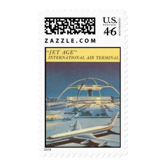 Vintage California USA - Postage Stamp