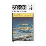Vintage California, USA - Postage Stamp