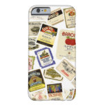 Vintage California Wine Labels Barely There iPhone 6 Case