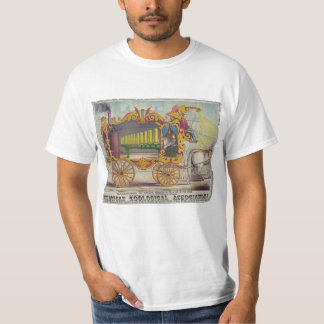 Vintage Calliope Artwork on Apparel and Gifts Shirt