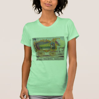 Vintage Calliope Artwork on Apparel and Gifts T Shirt