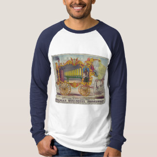 Vintage Calliope Artwork on Apparel and Gifts Tee Shirt