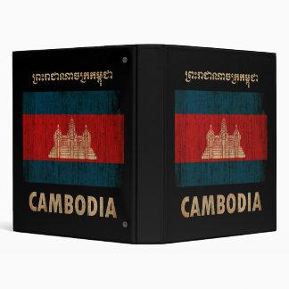 Vintage Cambodia Binder