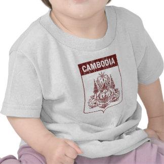 Vintage Cambodia Tee Shirts