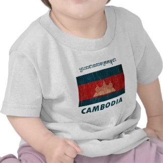 Vintage Cambodia T-shirts