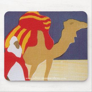 Vintage Camel Mousepad