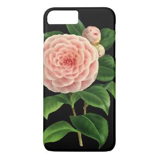 Vintage Camellia Blossom Botanical iPhone 8 Plus/7 Plus Case