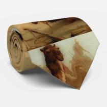 Vintage camels tie