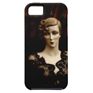 Vintage Cameo iPhone 5/ 5S Case