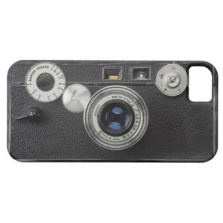 Vintage Camera 007 iPhone 5 Cover