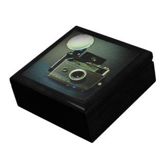 Vintage Camera 100 Box Trinket Boxes