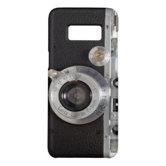 VINTAGE CAMERA 11 German Rangefinder by L Samsung Case-Mate Samsung Galaxy S8 Case