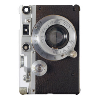 VINTAGE CAMERA 12 Famous German Camera by L Ipad Cover For The iPad Mini