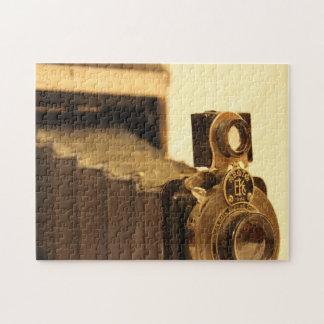 Vintage Camera 1 Jigsaw Puzzle